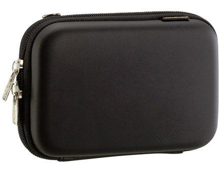 RIVACASE 9101 Polyurethane Case for 2.5 Inch HDD, Black (9101-BLACK-091013)