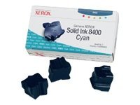 Xerox Genuine Xerox - Solid inks - 3 x cyan - 3400 pages