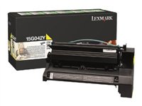 Lexmark - Toner cartridge - 1 x yellow - 15000 pages - LRP