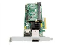 HP Smart Array P212/Zero Memory Controller - Storage controller (RAID) - SATA-300 / SAS 2.0 low prof