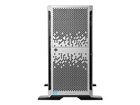 HP ProLiant ML350p Gen8 - Server - tower - 5U - 2-way - 1 x Xeon E5-2620 / 2 GHz - RAM 8 GB - SAS -