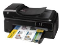 HP Officejet 7500A e-All-in-One - Multifunction ( fax / copier / printer / scanner ) - colour - ink-