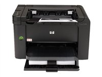 HP LaserJet PRO P1606DN - Printer - B/W - duplex - laser - 1200 dpi x 1200 dpi - up to 26 ppm - capa