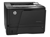 HP LaserJet Pro 400 M401a - Printer - B/W - laser - Legal, A4 - 1200 dpi x 1200 dpi - up to 33 ppm -