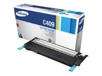 Samsung CLT-C4092S - Toner cartridge - 1 x cyan - 1000 pages