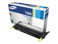 Samsung CLT-Y4092S - Toner cartridge - 1 x yellow - 1000 pages