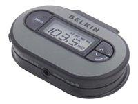 Belkin TuneCast II Mobile FM Transmitter - FM transmitter - black