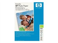HP Everyday Photo Paper - Glossy photo paper - 8 mil - A4 (210 x 297 mm) - 200 g/m2 - 25 sheet(s)