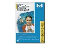 HP Advanced Glossy Photo Paper - Glossy photo paper - 10.5 mil - 100 x 150 mm - 250 g/m2 - 60 sheet(