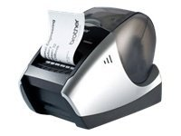Brother QL 570 - Label printer - B/W - direct thermal - Roll (6.2 cm) - 300 dpi x 600 dpi - up to 68