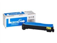 Kyocera TK 560C - Toner kit - 1 x cyan - 10000 pages
