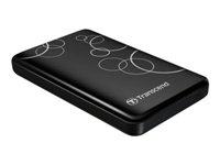 Transcend StoreJet 25A3 - Hard drive - 1 TB - external - 2.5